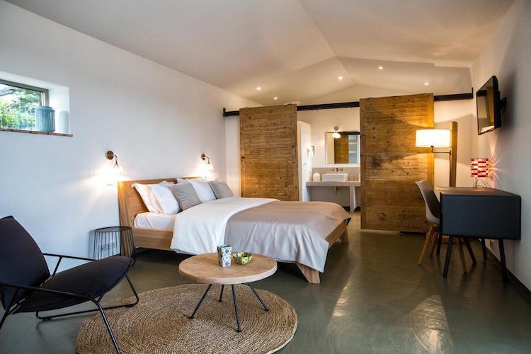 corsica hotel les chambres de mila