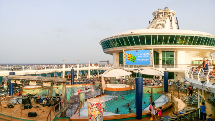 cruise in het Caribisch gebied cruisen-4