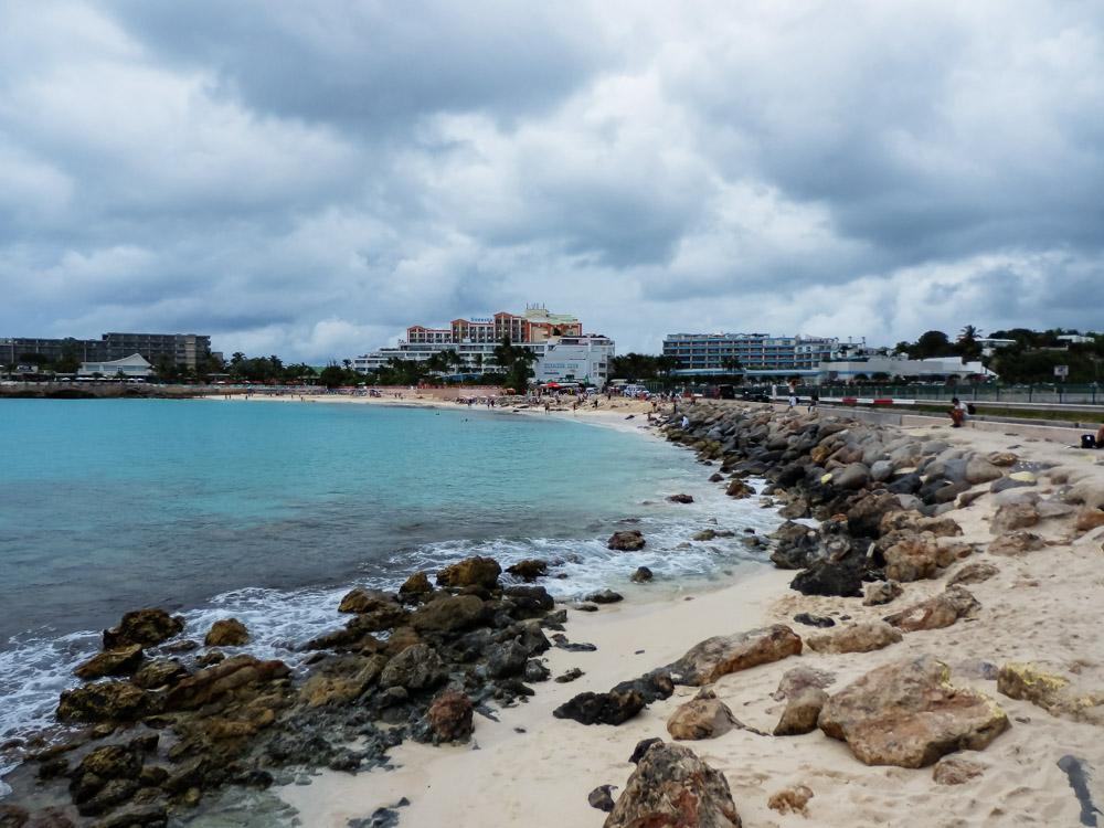 cruise in het Caribisch gebied sint maarten