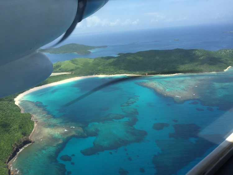 culebra puerto rico caribbean