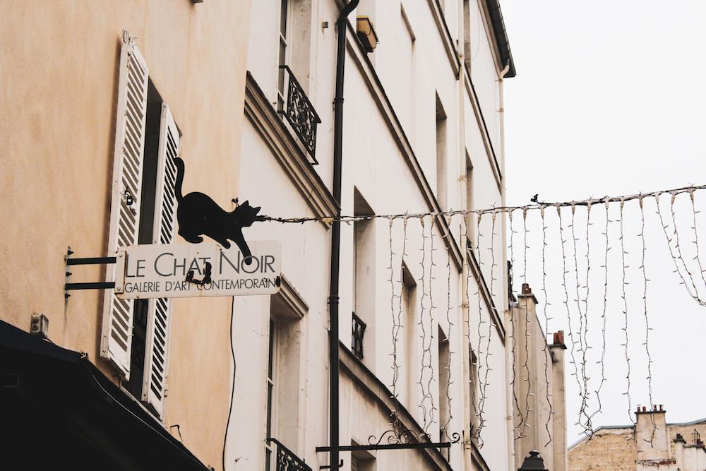 dag in parijs cafeetjes