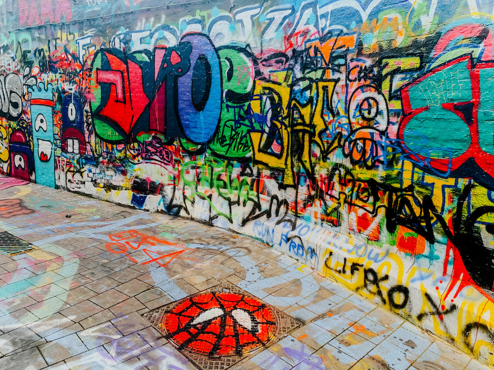 dagje gent streetart