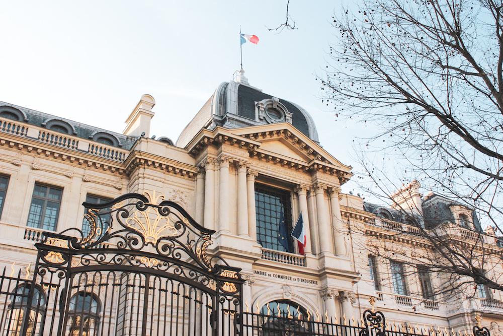 dagje parijs oude gebouwen
