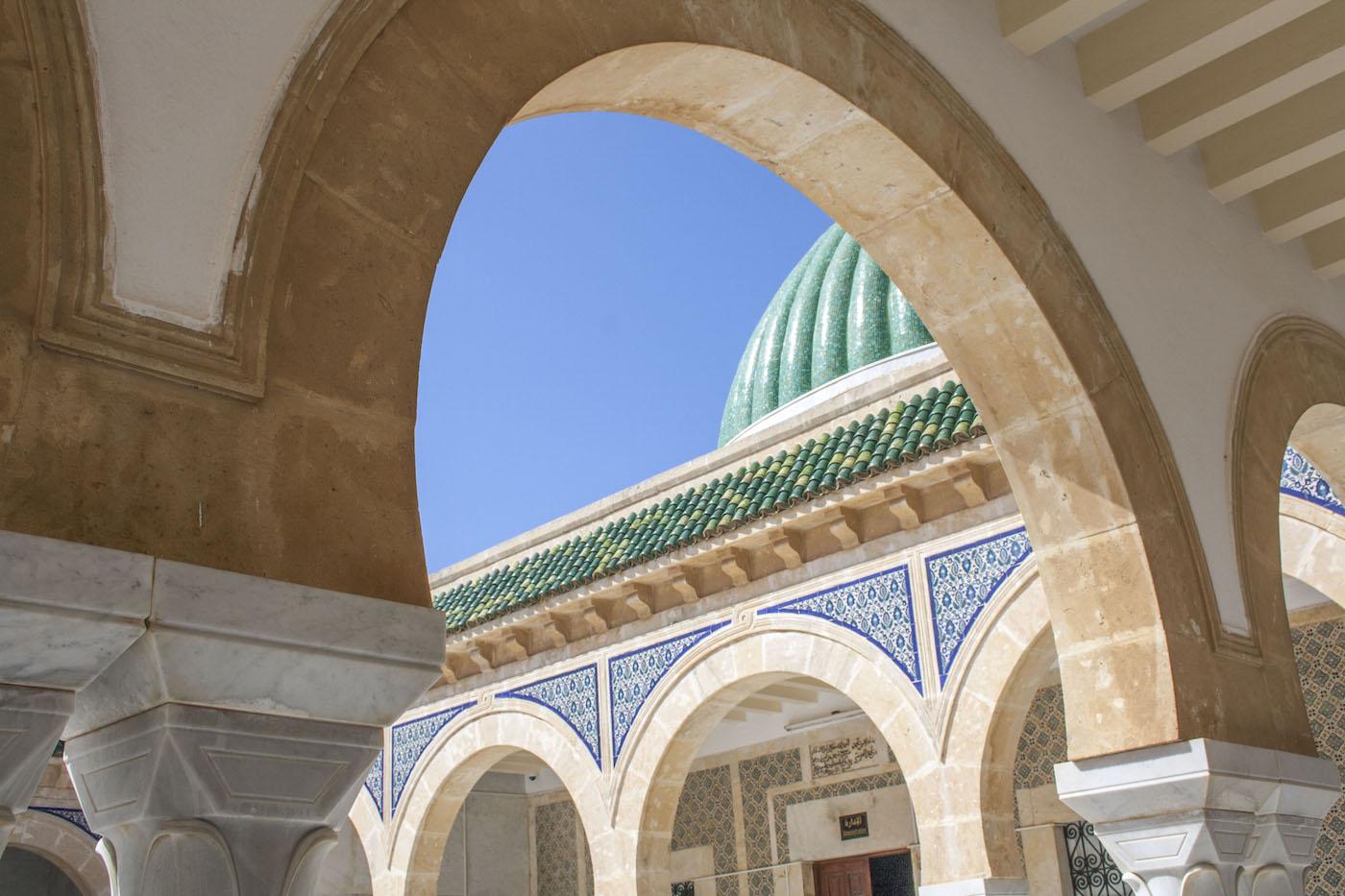 de kleuren van tunesie