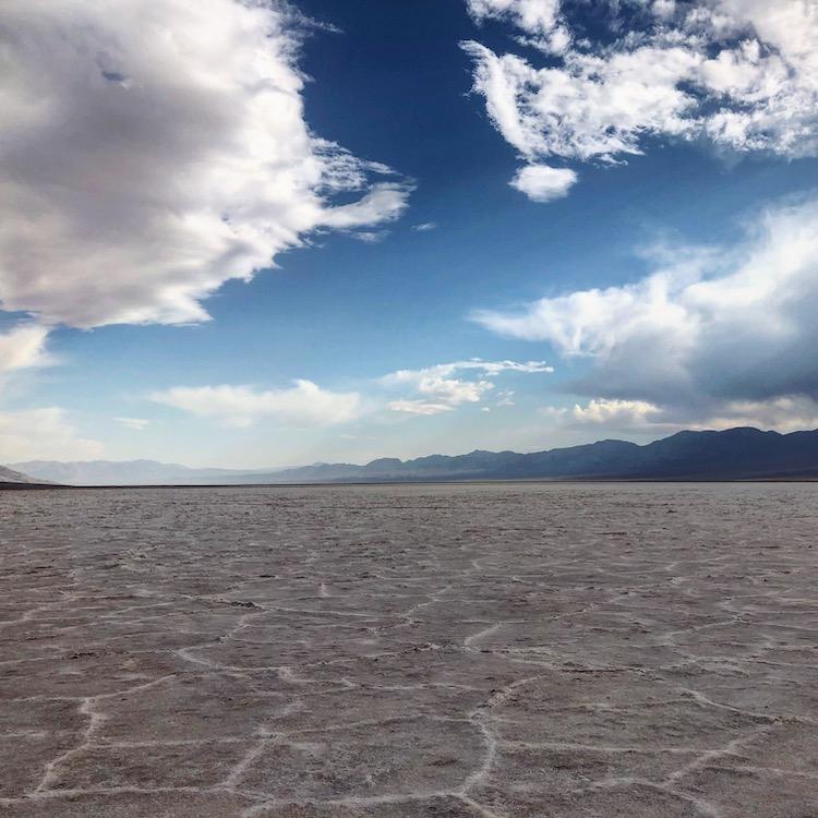 death valley nationale parken amerika