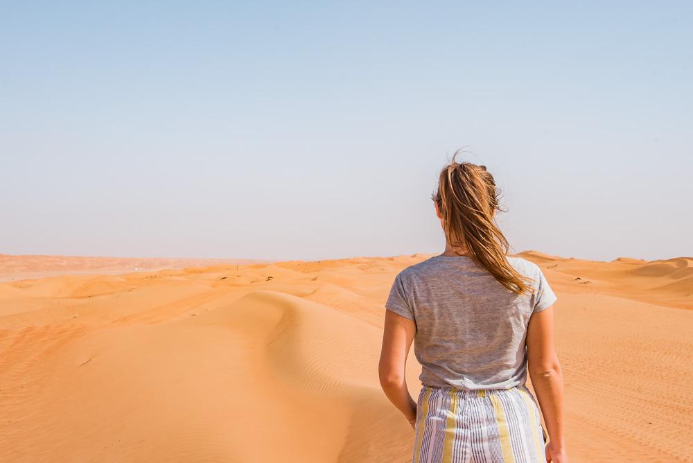 desert oman woestijn