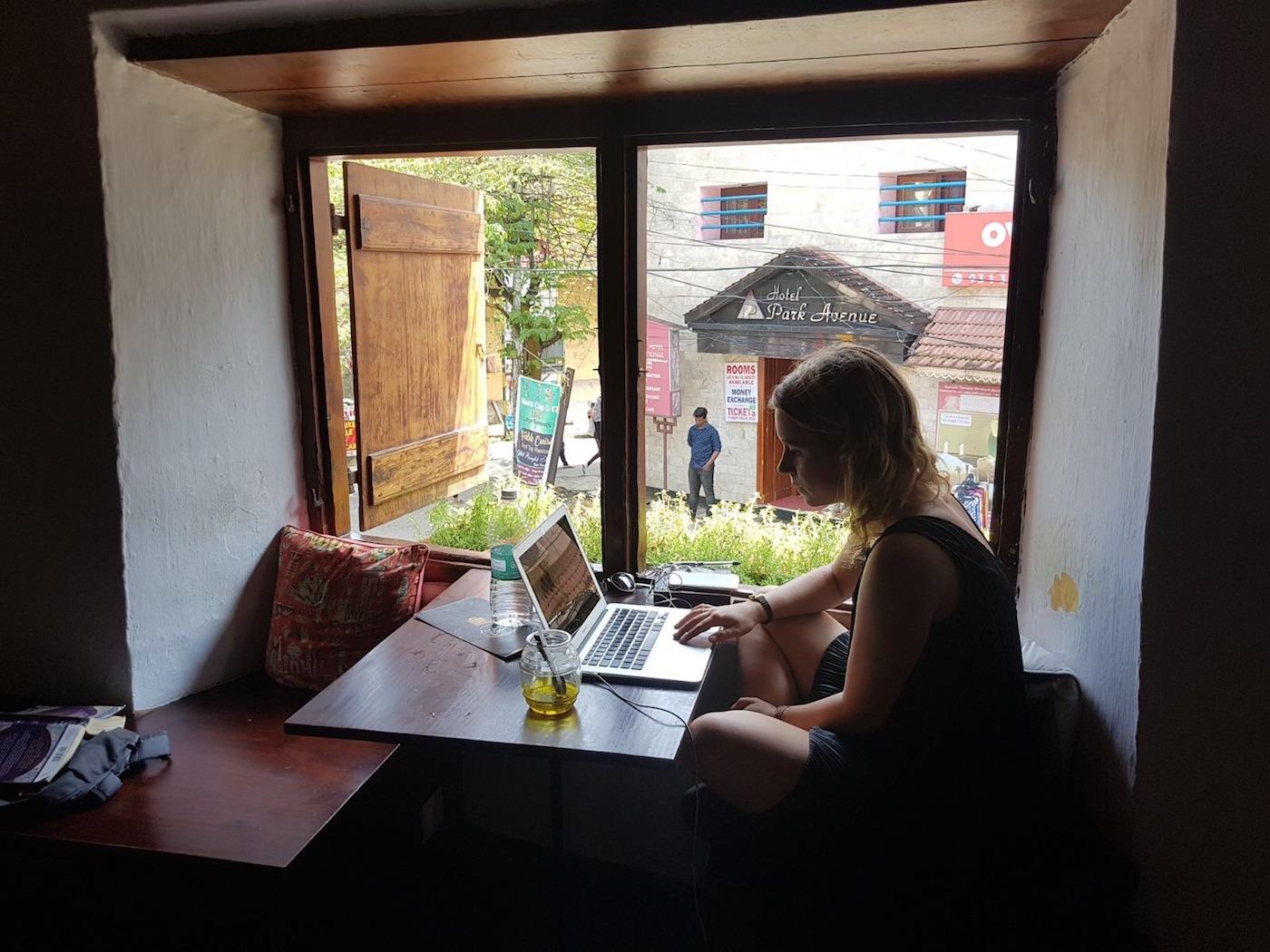 digital nomad india