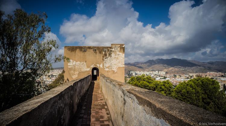 doen in Malaga kasteel