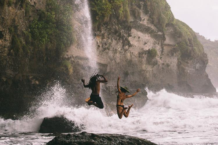 Dominica caribisch eiland
