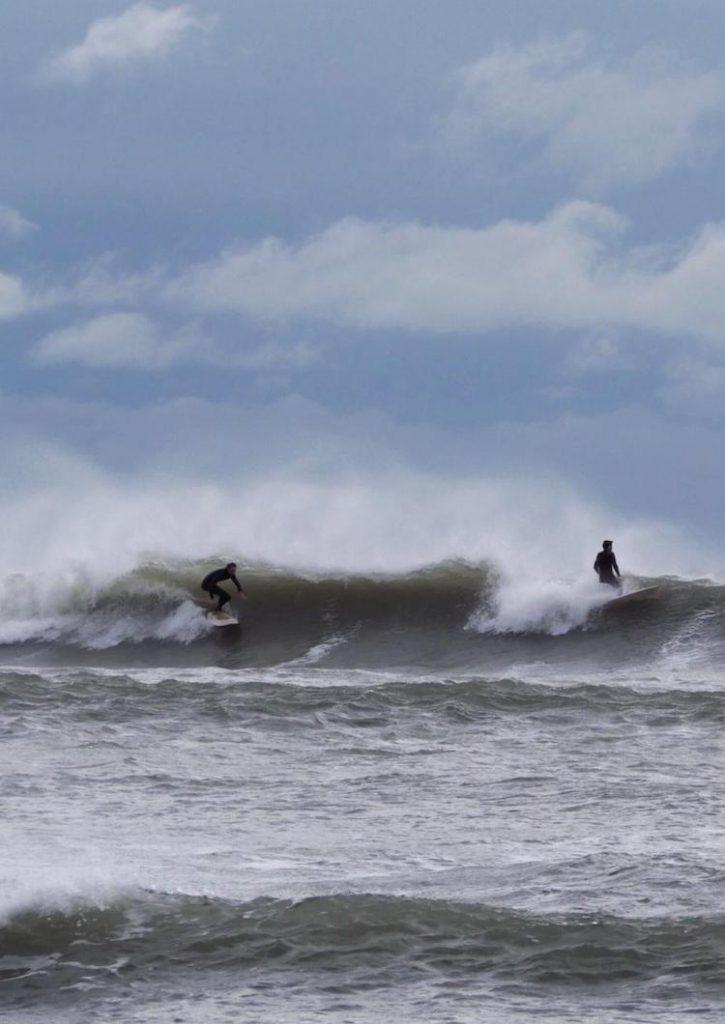 dorset engeland surfen