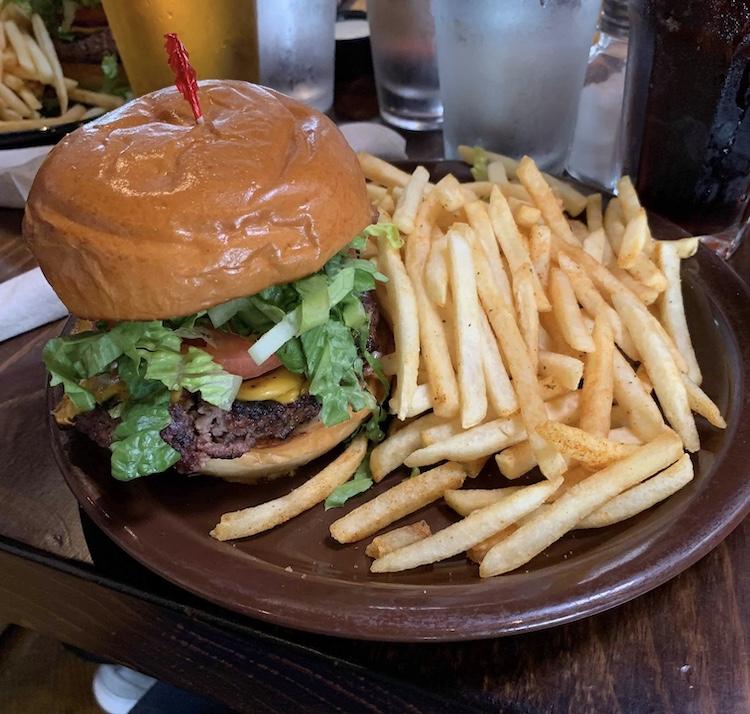 eerste keer amerika eten grote porties