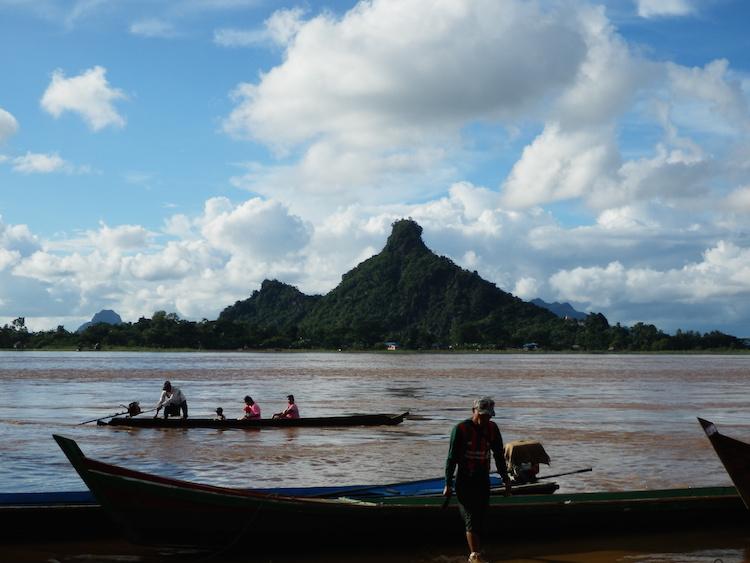 uitzicht hpa-an myanmar