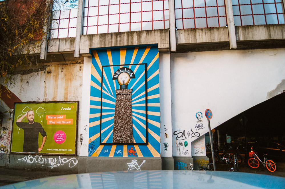 ehrenfeld keulen helios street art