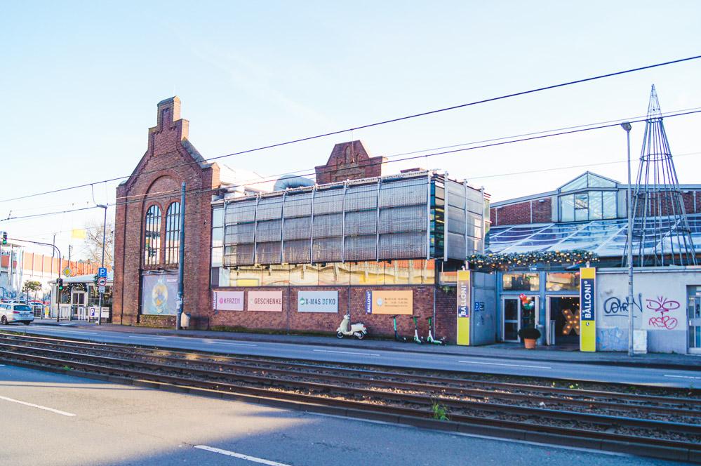 Ehrenfeld Keulen station