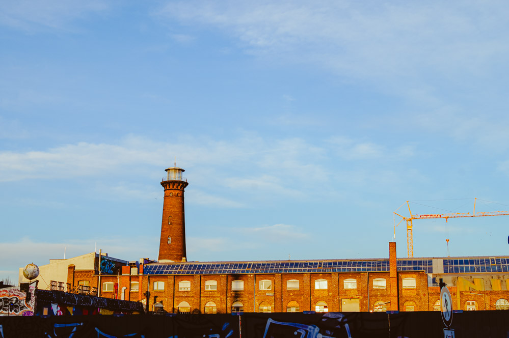 Ehrenfeld Keulen wandeling fabriek