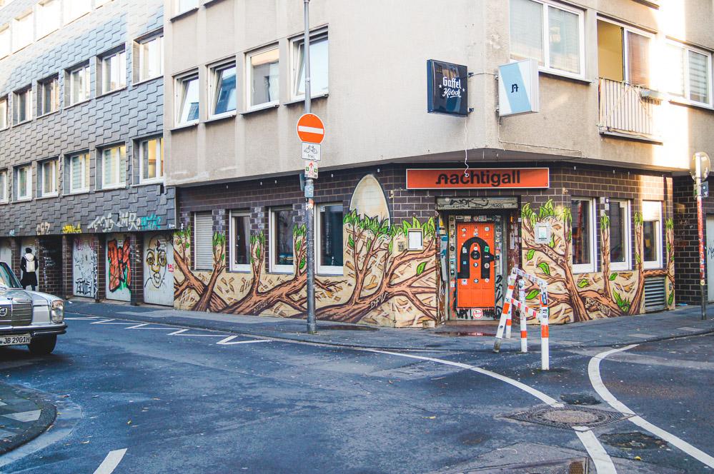ehrenfeld street art wandeling