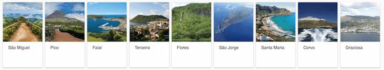 eilandhoppen azoren 9 eilanden