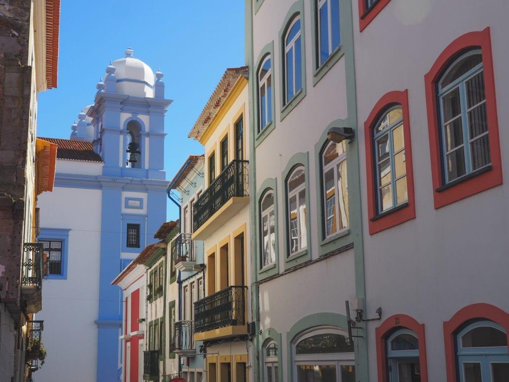 eilandhoppen azoren portugal agra do heroismo