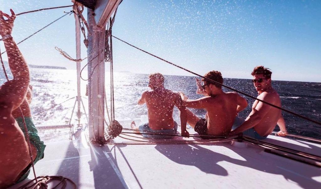 eilandhoppen in kroatie sail trip