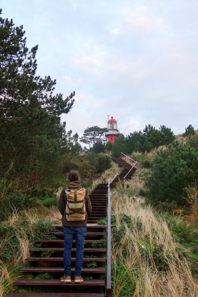 eilandhoppen nederland Vlieland terschelling