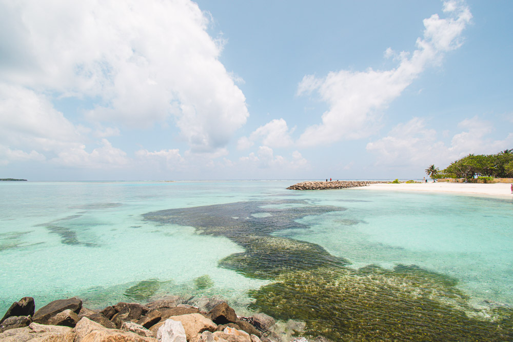 eilandhoppen op de malediven