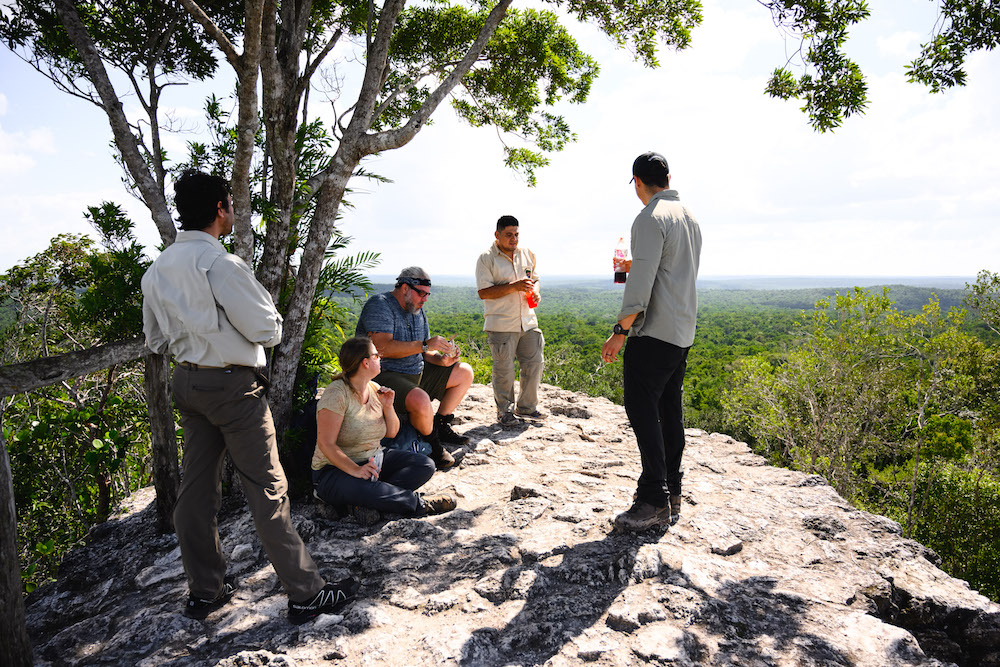 el mirador guatemala Omgeving