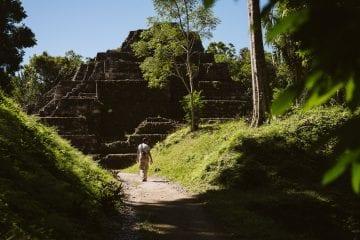 el zotz el mirador guatemala