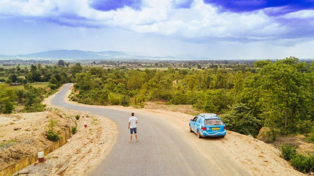 elektirsche auto van nederland naar sydney Countryside Myanmar