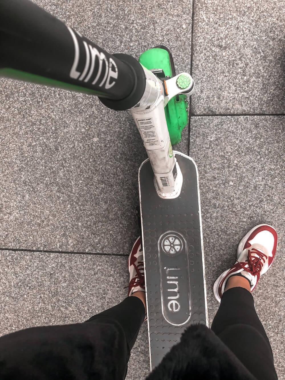elektrische step berlijn