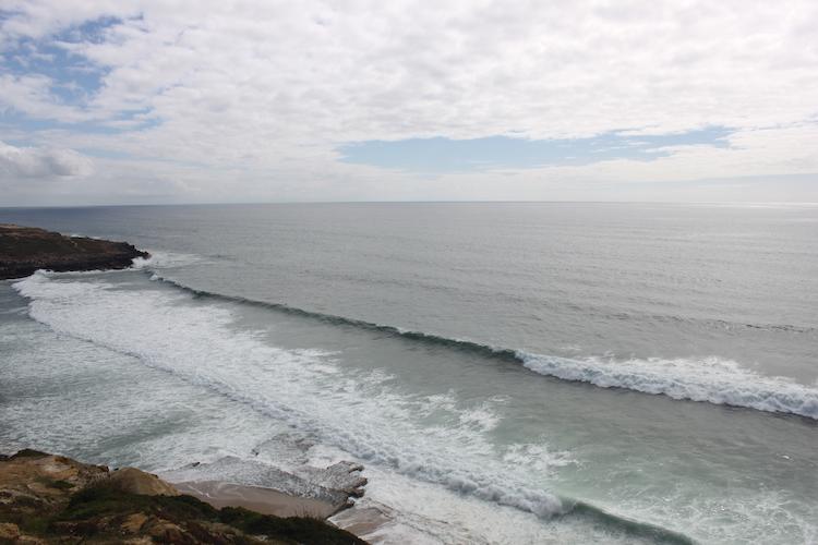 ericeira portugal golven surfen