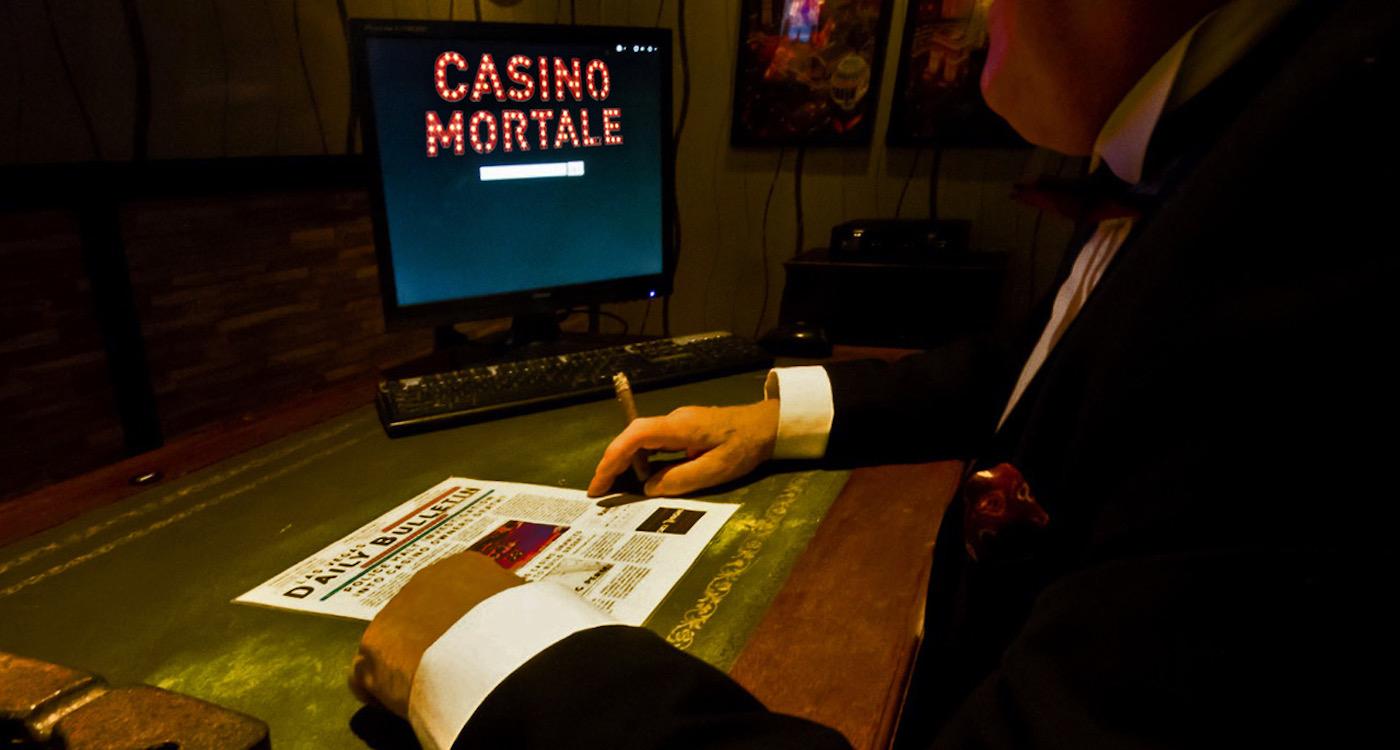 escape room Casino Mortale