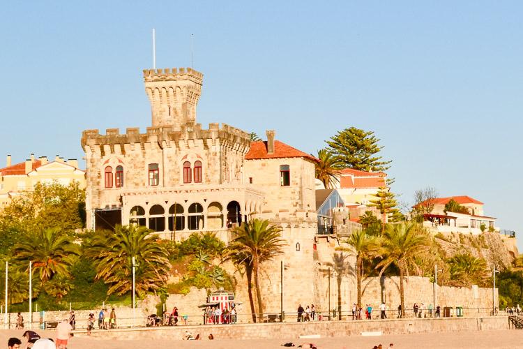 estoril strand portugal