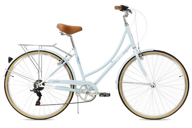 fabricbike hippe fiets