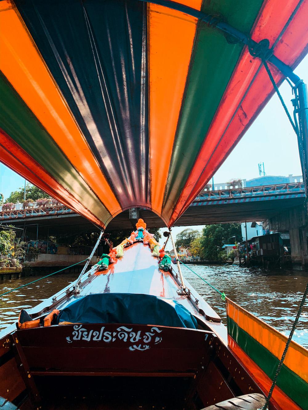 ferry bangkok bezienswaardigheden