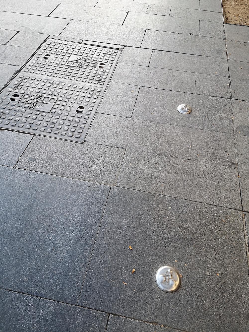 fietsbolletjes sevilla straten