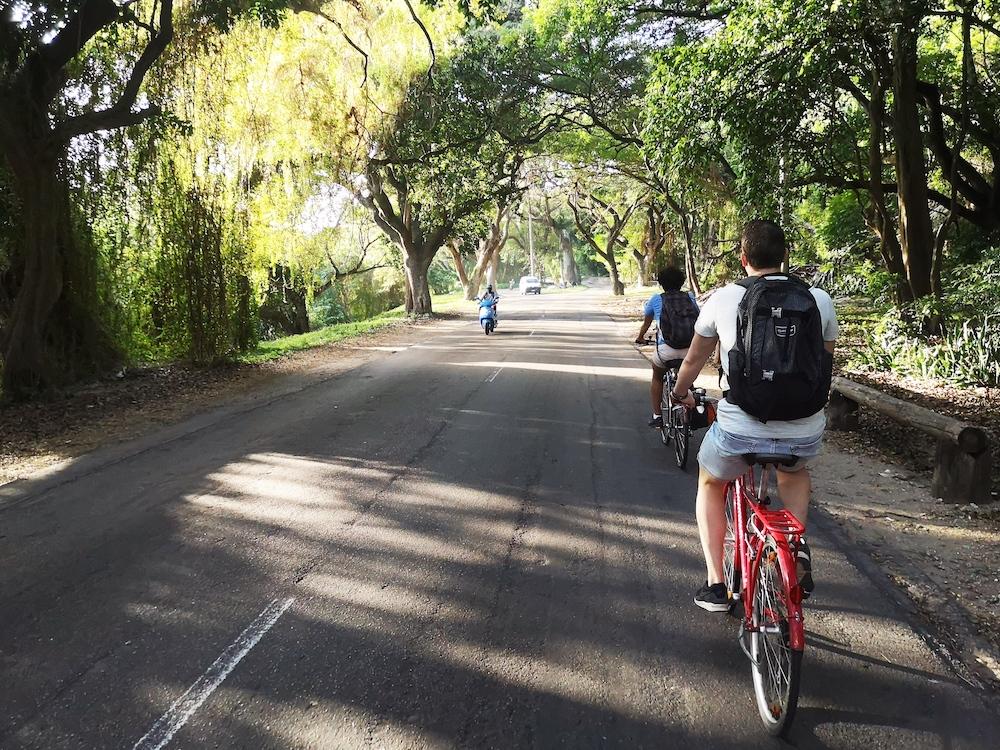 fietsen havana tour gids cuba