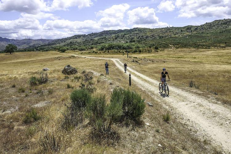 fietsen in centro de portugal