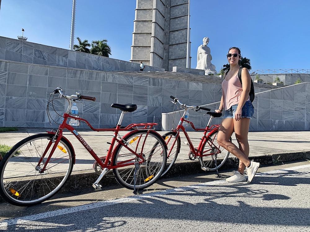 fietsen in havana bezienswaardigheden