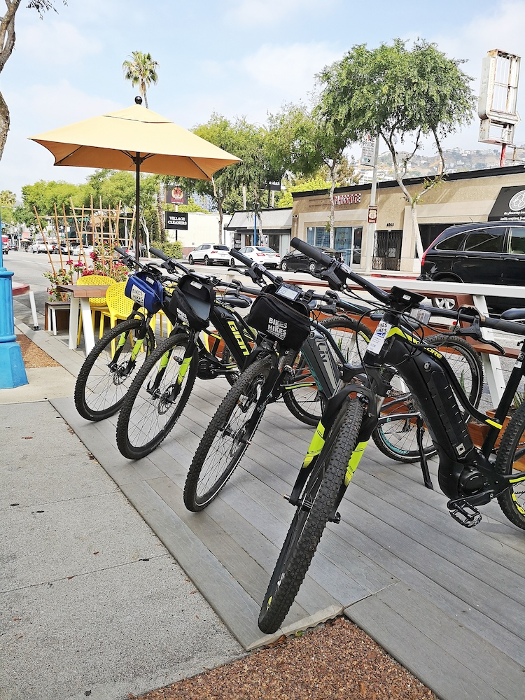 fietsen in los angeles baja bikes tour