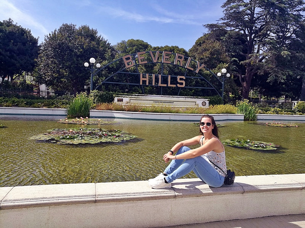 fietsen in los angeles beverly hills