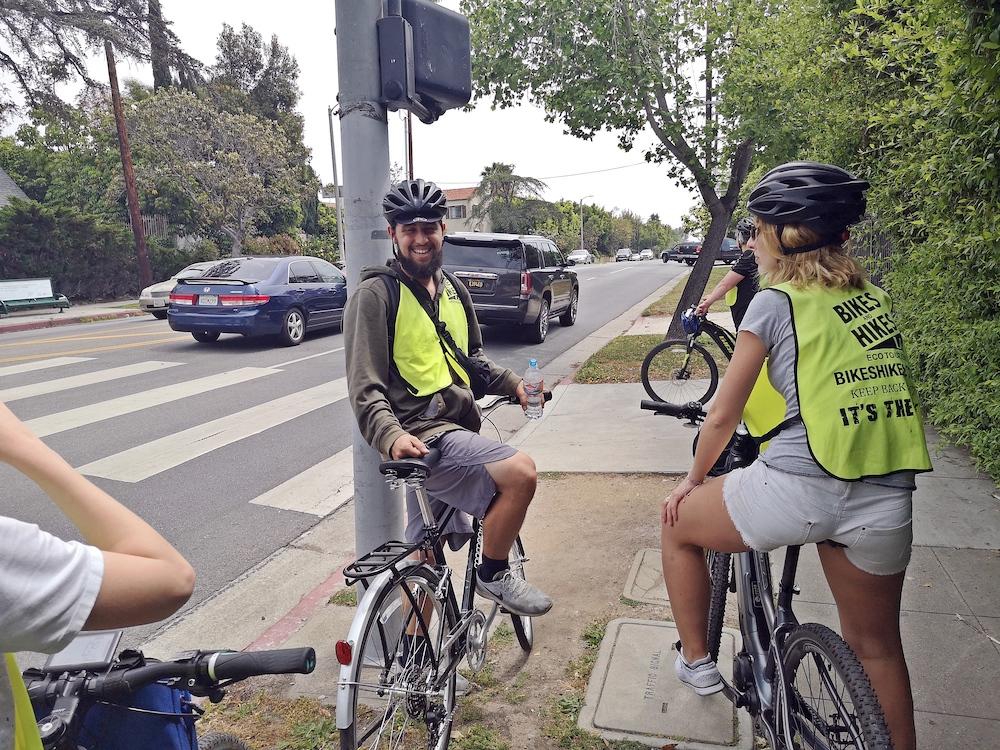 fietsen in los angeles tour bajabikes