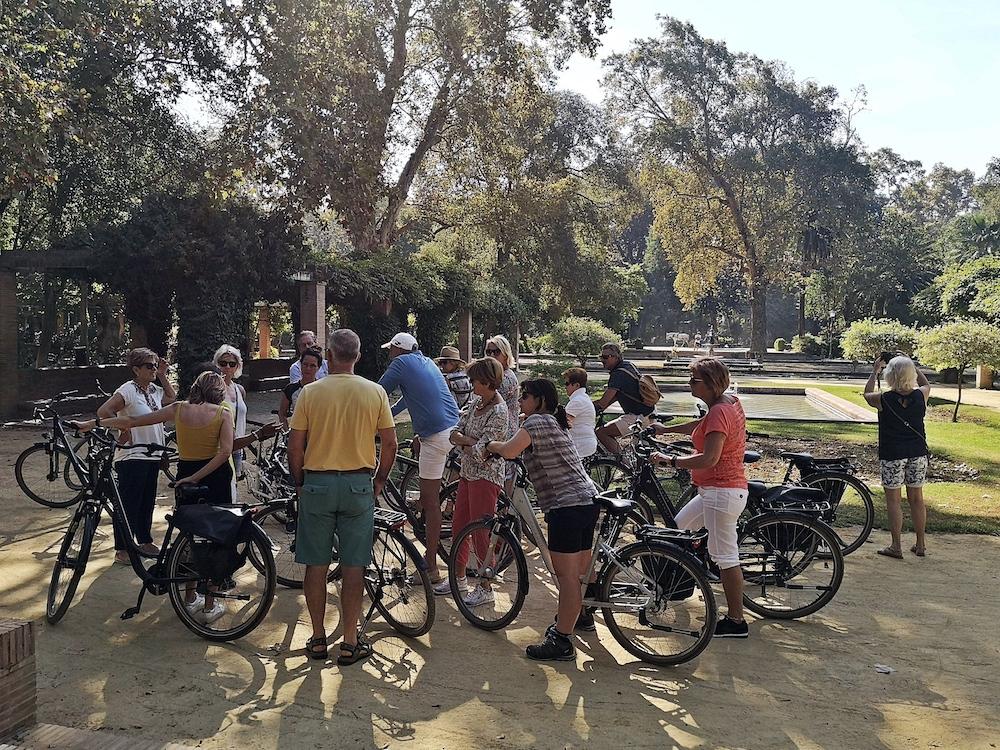fietsen in sevilla fietstour tips
