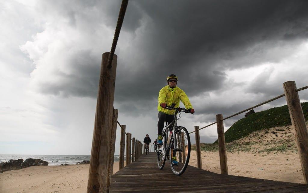 fietsen portugal kust centro de portugal