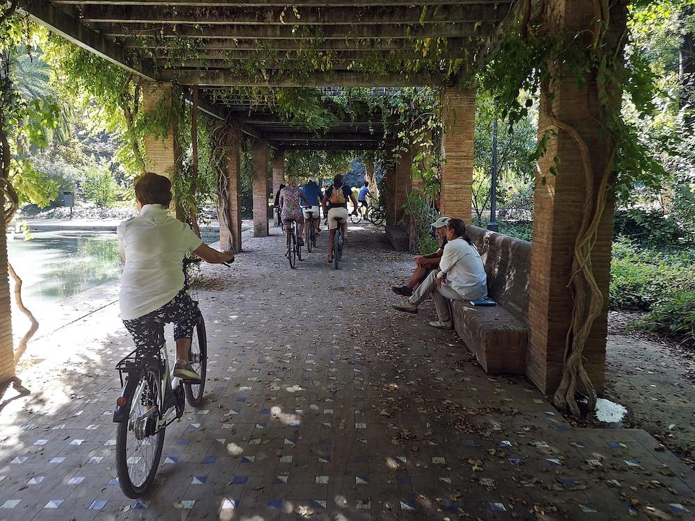 fietsen sevilla fietstour