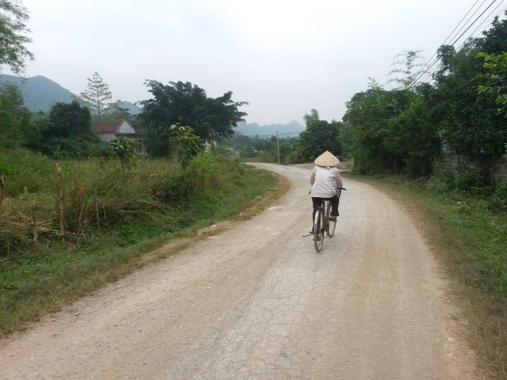 fietsen vietnam noord naar zuid backpacker