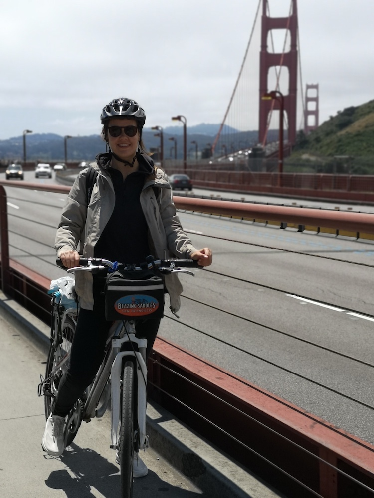 fietstocht in san francisco baja bikes