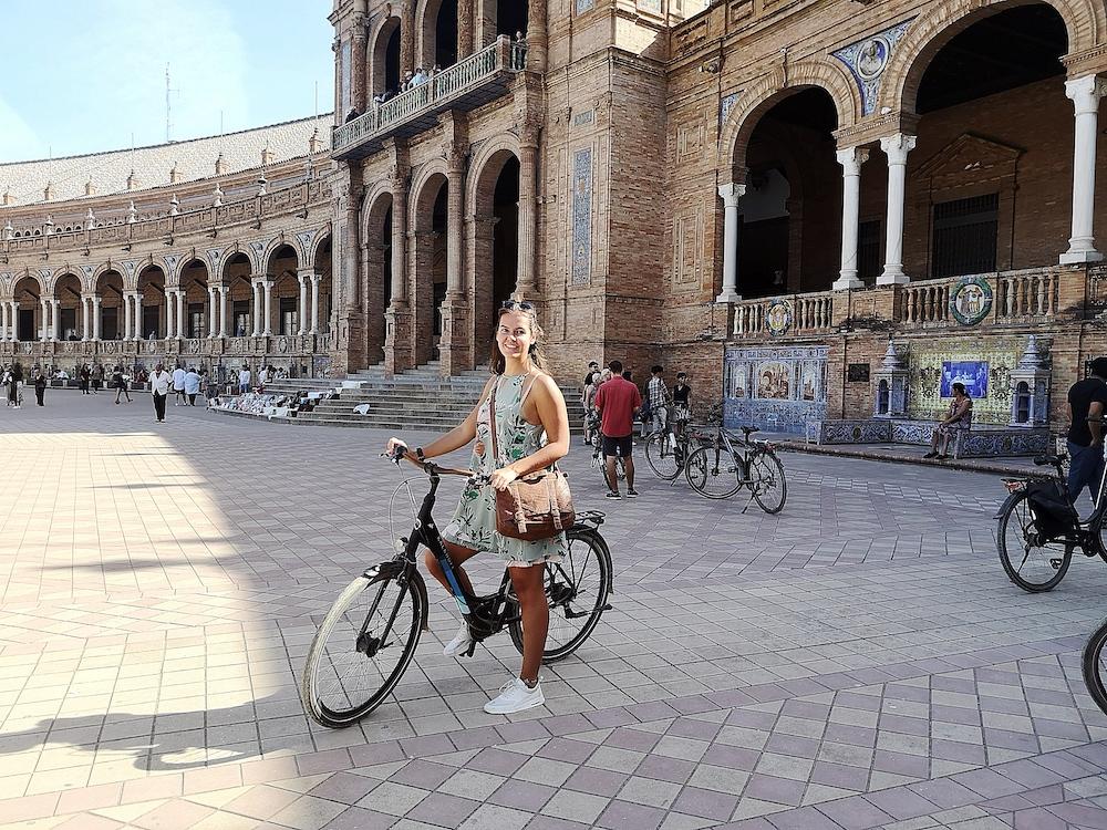 fietstour sevilla bezienswaardigheden