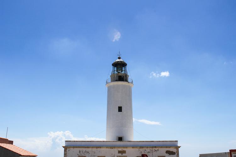 formentera vuurtoren ibiza eiland
