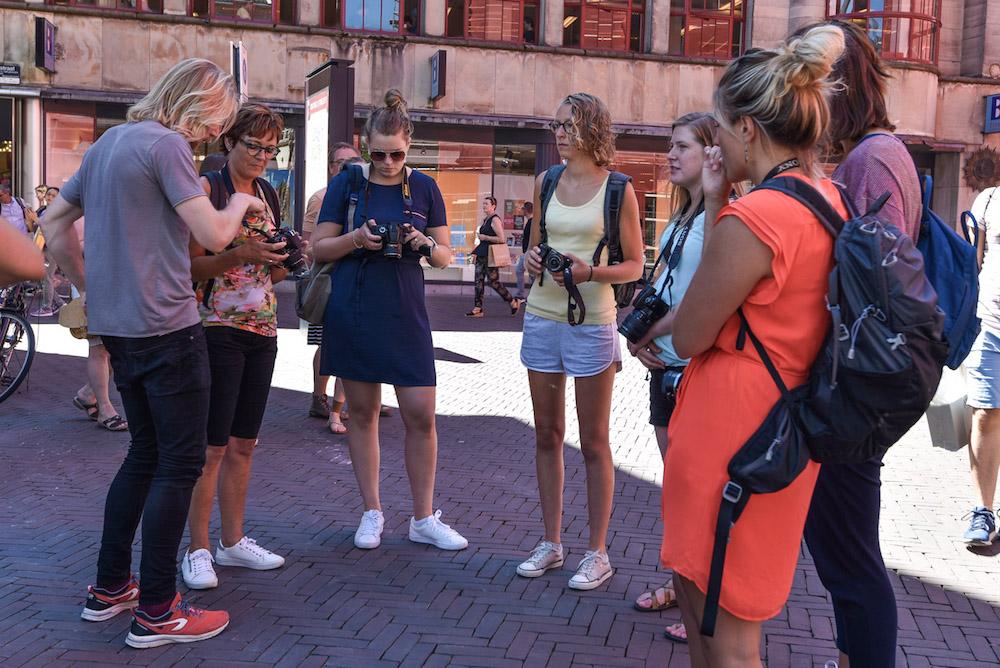 groep workshop reisfotografie in utrecht