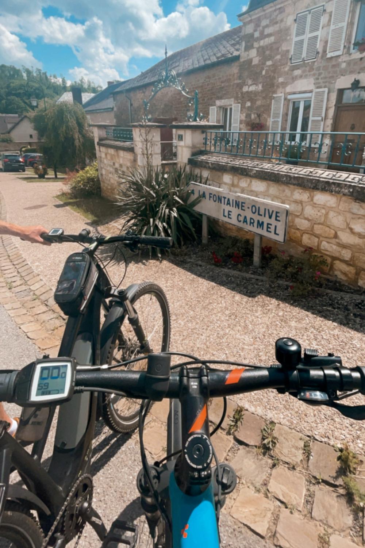 franse ardennen mountainbike tocht